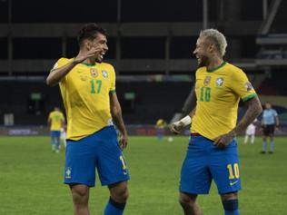 Brasil bipolar vence o Peru e está na final da Copa América