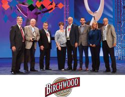 Birchwood screen