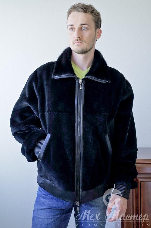 Куртка/бобр,норка