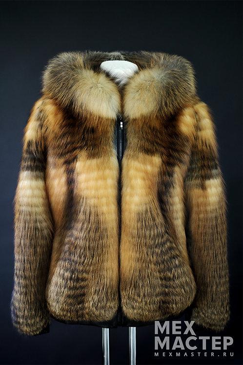 Куртка | лиса сиводушка