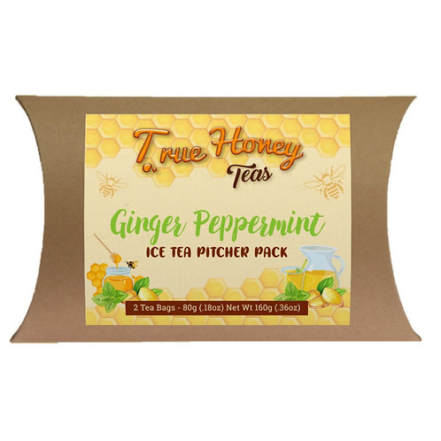 Ginger Peppermint Pitcher Pack