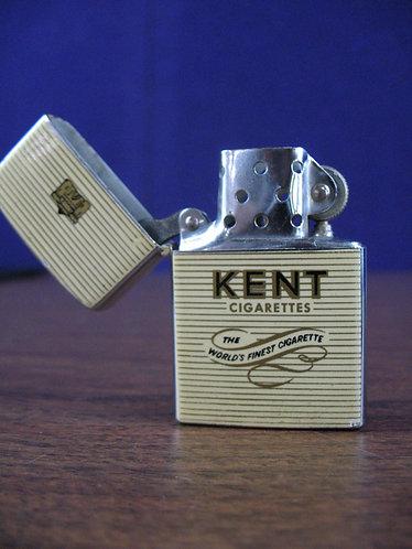 Vintage Kent Hadson Cigarettes Lighter