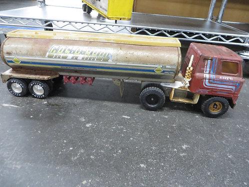 Vintage Ertl Transtar Cab with Nylint Gas-A-Haul Trailer