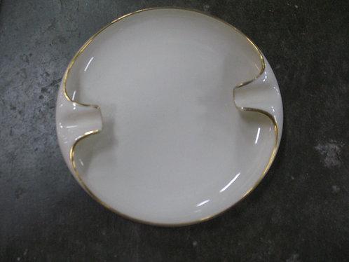 Vintage Lenox USA Porcelain Small Ashtray Trinket Dish