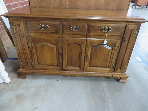 Vintage Oak Server Sideboard
