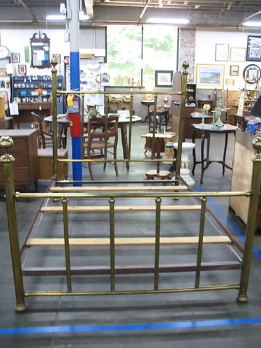 1983 Classic Beds of Brass Full Size Bed Frame