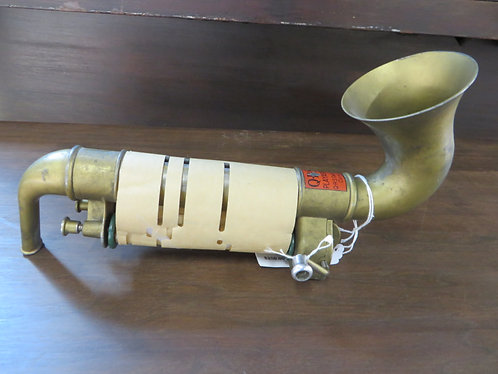 Vintage Play A Sax QRS Toy with Music Rolls