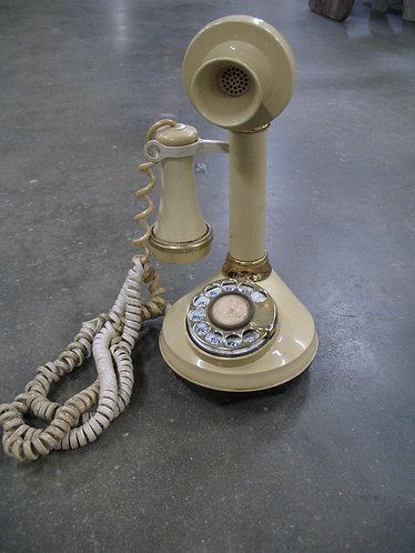 1973 American Telecommunications Candlestick Rotary Telephone