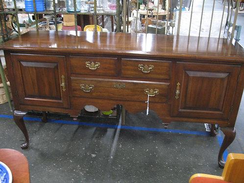 Vintage Cabriole Leg Server Sideboard