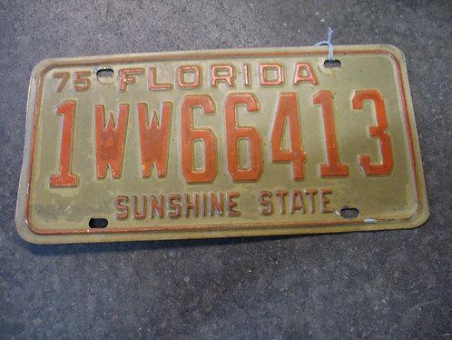 1975 Florida Sunshine State 1WW66413