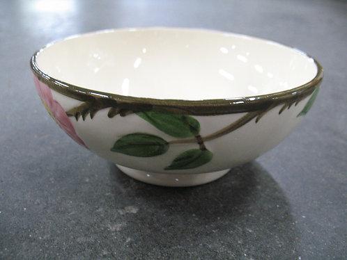 Vintage Franciscan USA Desert Rose Oatmeal Bowl
