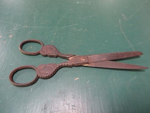 Antique (Circa 1919) Neuwied German Ceremonial Scissors