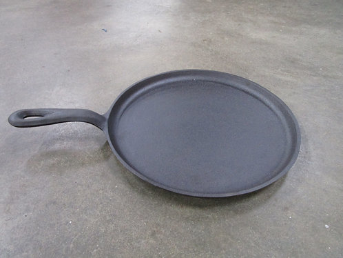BSR Red Mountain #8 D Cast Iron Griddle Skillet