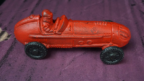 Cast Iron Racing Car Toy, Reproduction: Vintage