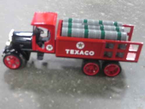 1992 Texaco Collectors Series #9 Reproduction 1925 Kenworth Stake Truck Bank In