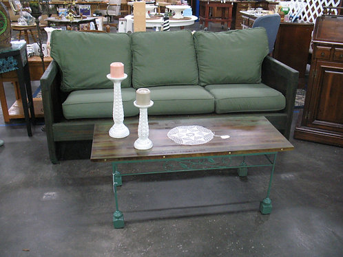Solid Wood Indoor/Outdoor Low Profile Daybed Couch
