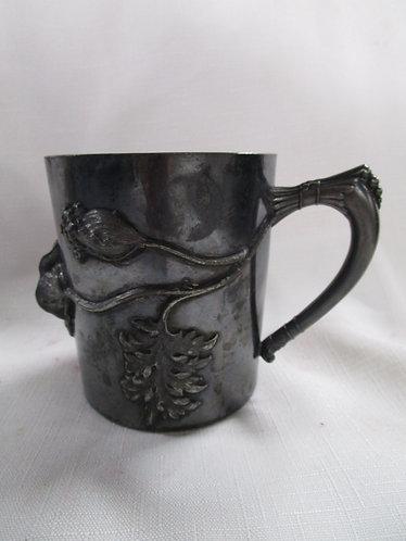 Vintage Webster Quadruple Silver Plate Tea Cup Cozy Holder