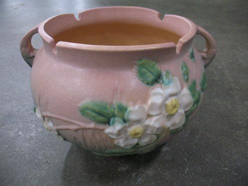 Vintage Roseville 653-6 Apple Blossom Jardiniere