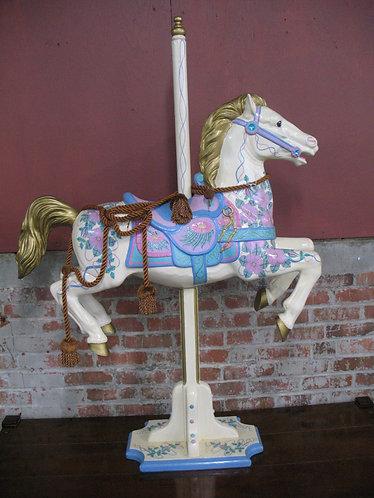 Vintage Decor Hobby Carousel Horse