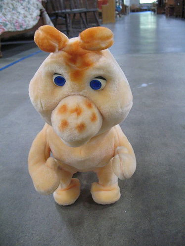 1985 Worlds of Wonder Grubby Caterpillar Doll