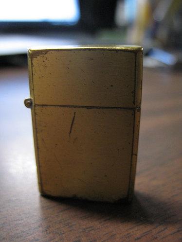 Lighter, Minix, Brass Miniature