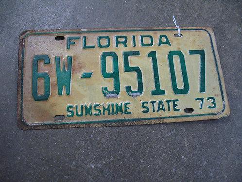 1973 Florida Sunshine State 6W-95107