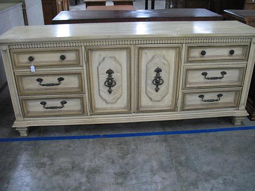 Vintage Stanley Furniture French Provincial Dresser