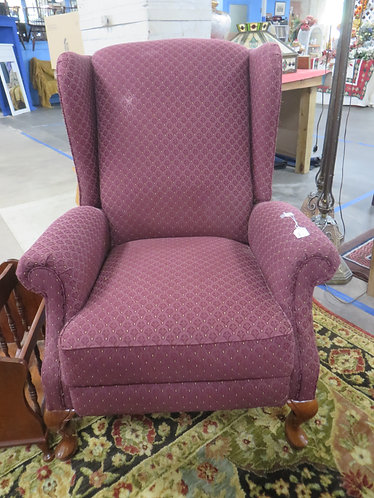 Vintage La-Z-Boy Wingback Chair