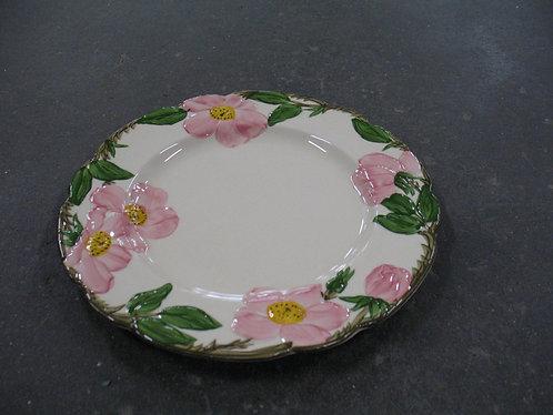 Vintage Franciscan USA Desert Rose Salad Plate