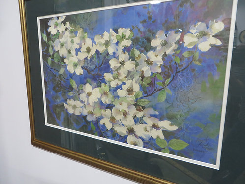 """Virginia Fouche Bolton Signed, Limited Edition Framed Print """"Exsultet!"""""""