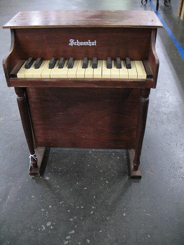 Vintage Schoenhut 25 Key Children's Piano