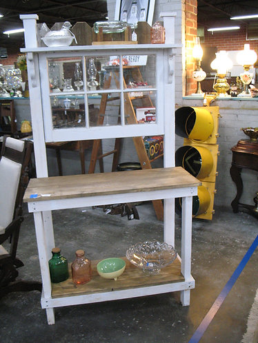 Country Farmhouse Potting Bench/Server/Coffee Bar