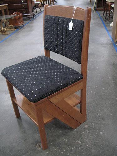 Multifunction Wood Folding Chair/Stepladder