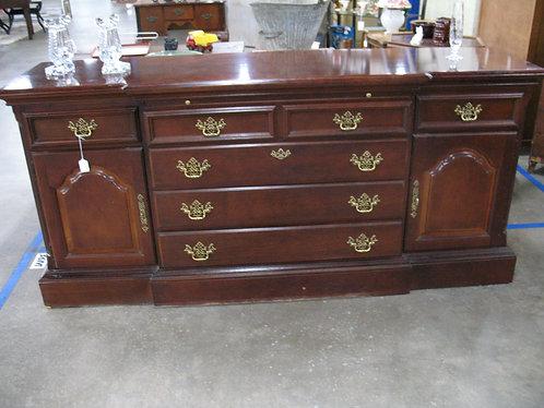 Vintage Stanley Furniture Cherry Sideboard Server