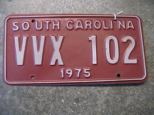 1975 South Carolina VVX 102