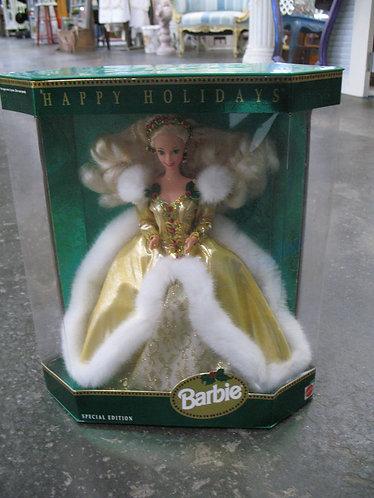 1994 Special Edition Happy Holidays Barbie