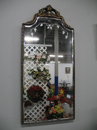 Vintage Nurre Maestro Beveled Wall Mirror