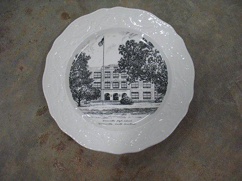 Vintage Steubenville Greenville High School Collector Plate