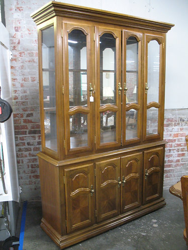 Vintage China Hutch from Universal Furniture Co