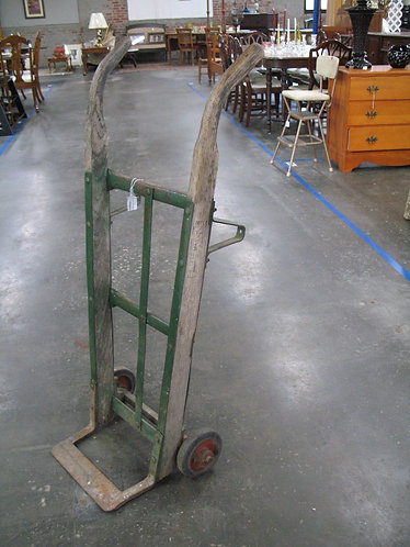 Vintage Industrial Hand Truck