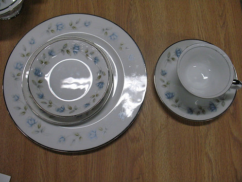 International Silver Co. Elegant Lady Pattern China Service for 8