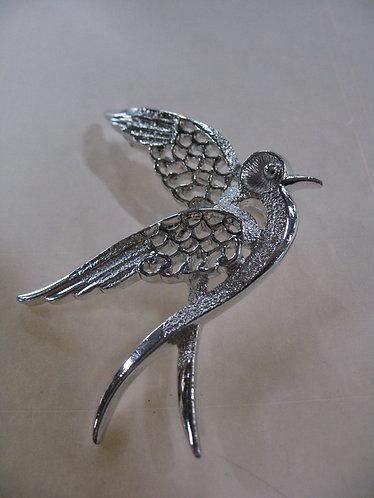 Vintage 1970's Sara Coventry Canada Peace Bird Brooch