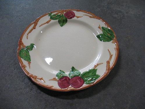 Vintage Franciscan American Apple Dinner Plate