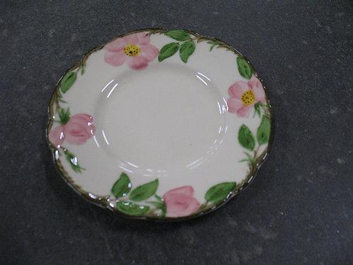 Vintage Franciscan Desert Rose Bread Plate