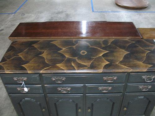 Vintage Temple-Stuart Painted Server Buffet