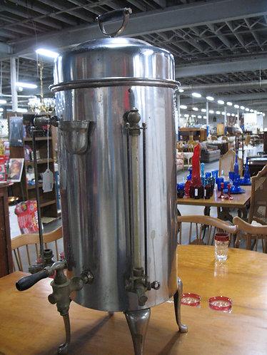 Vintage Commercial Dual Tap Coffee Server Percolator