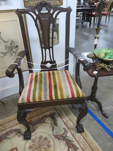 Antique Centennial Chippendale Chair