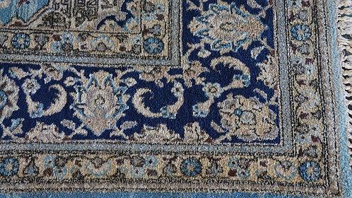 Isfahan/EsfahanPersian Rug, Vintage mid 1900s, Made in Iran