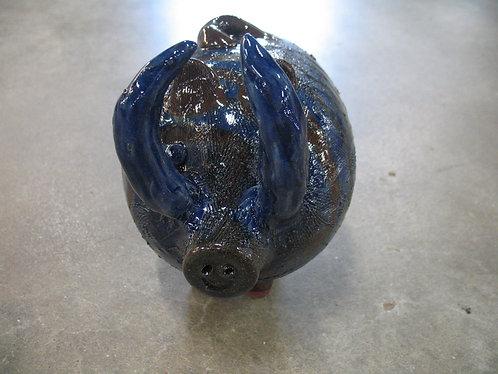 Dale Costner Vale, NC Ugly Face Pig Jug