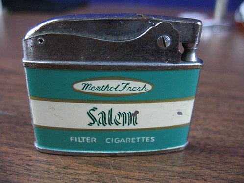 Vintage Coronet Japan Salem Cigarettes Lighter